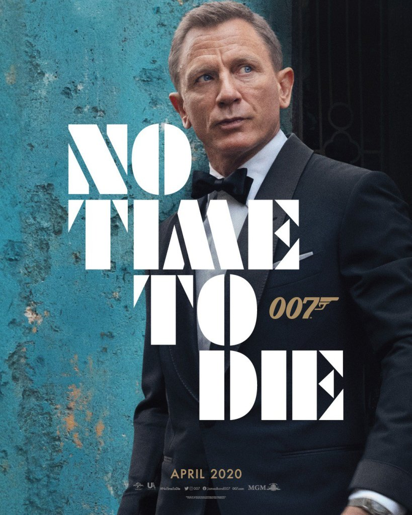 james-bond-daniel-craig-no-time-to-die-poster