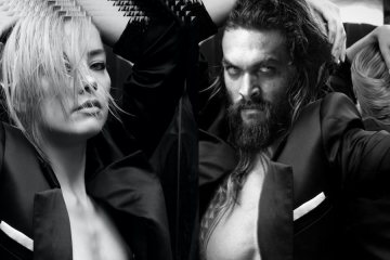 jason momoa aquaman amber heard pezon foto instagram