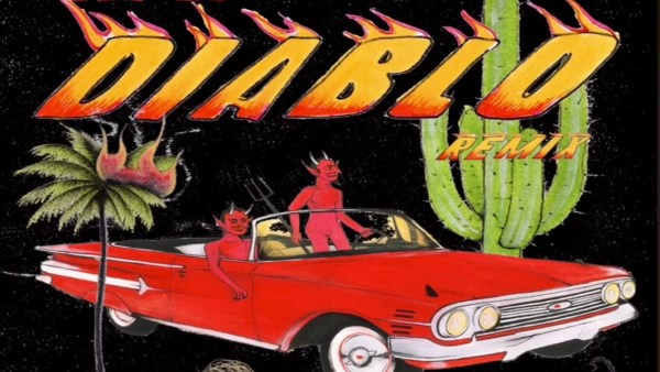 bad bunny nueva cancion el diablo remix natanael lopez corridos mexicanos