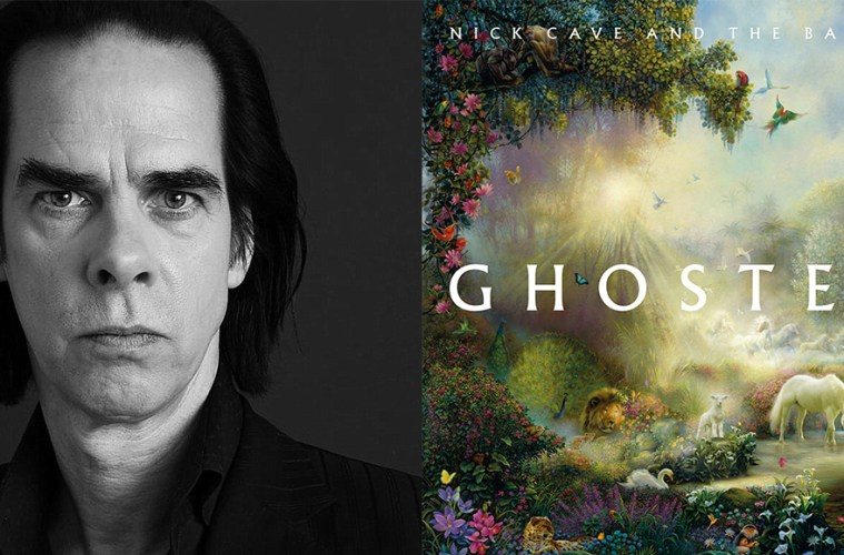 Escucha Ghosteen, el profundo nuevo disco de Nick Cave and The Bad Seeds