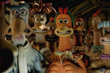 pollitos en fuga nueva pelicula 2 secuela chicken run