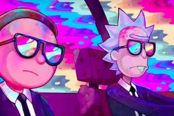 rick-and-morty-death-stranding-video-crossover-2019