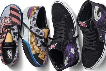 vans jack extrano tenis nightmare before christmas mexico
