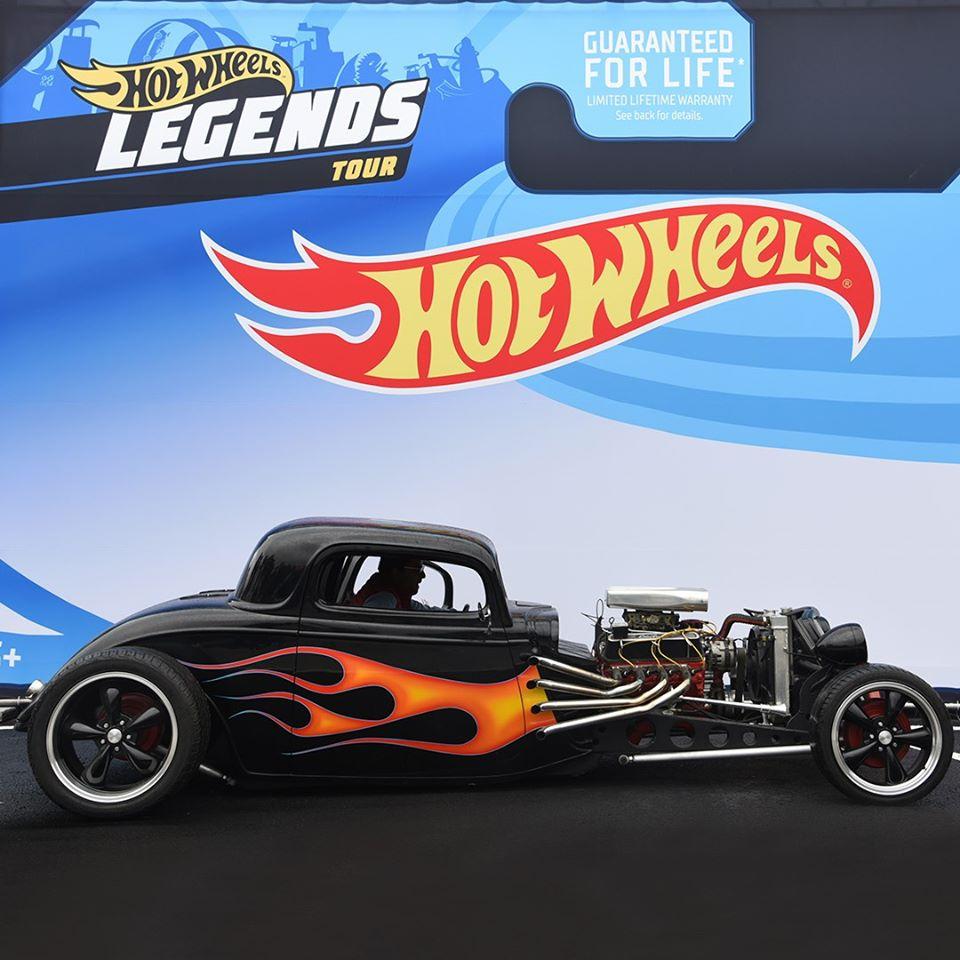 ¡Vive la adrenalina en el 12º Salón Hot Wheels!
