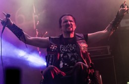 Possessed, los padrinos del death metal, en Monterrey