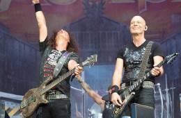 Accept, corazón de metal y parte del Force Fest