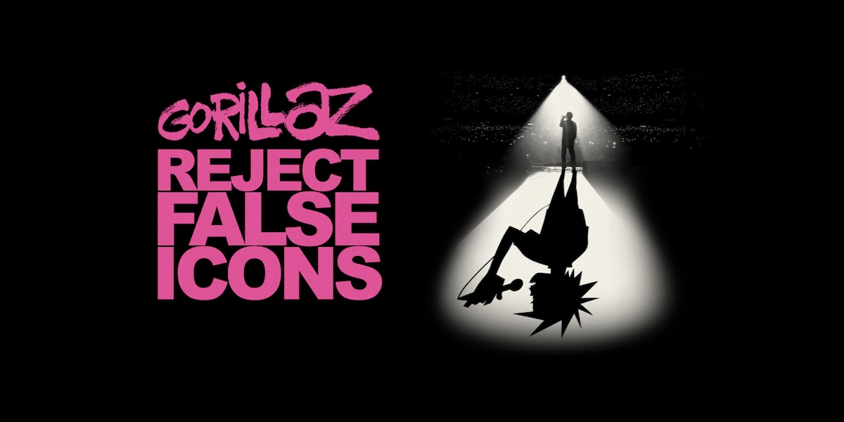 Gorillaz anuncia su película documental 'Reject False Icons'