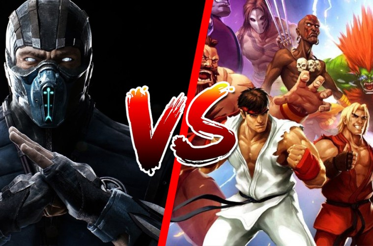 mortal kombat 11 street fighter rechazo personajes ryu ken