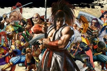 samurai shodown nintendo switch fecha de lanzamiento