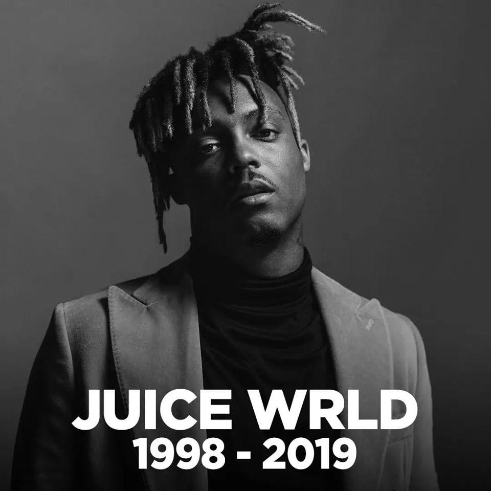 El rapero Juice WRLD muere tras una fuerte convulsión a los 21 años