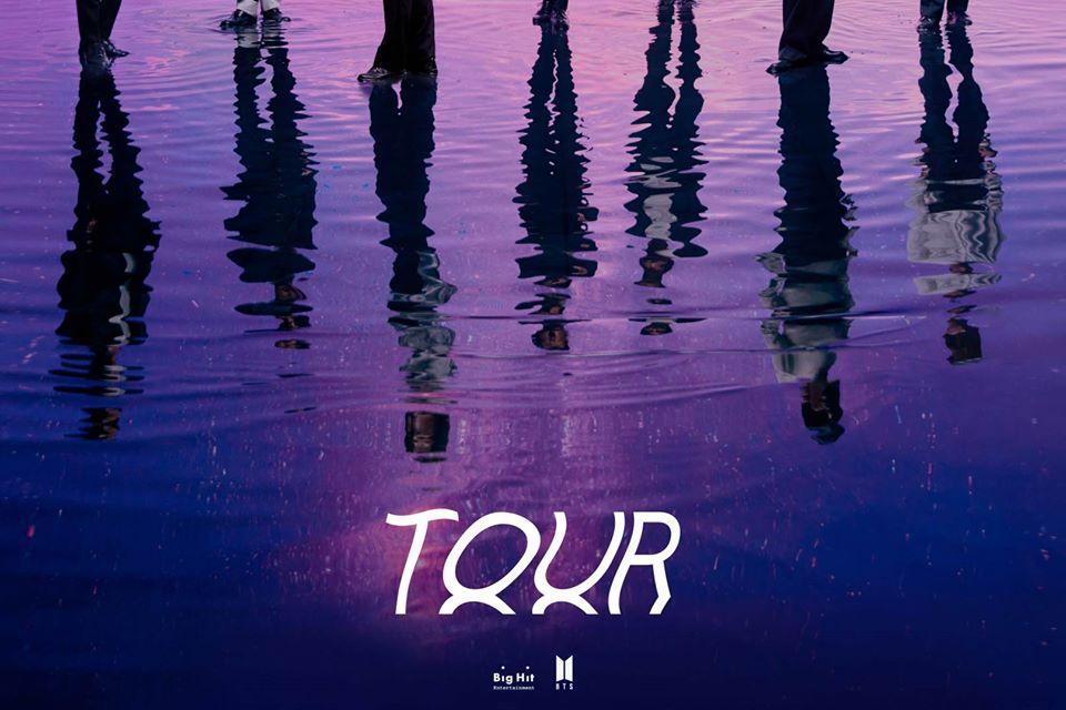 BTS anuncia tour para el 2020