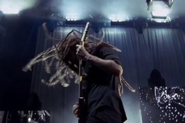 Korn edita una serie de documentales sobre la gira de The Nothing