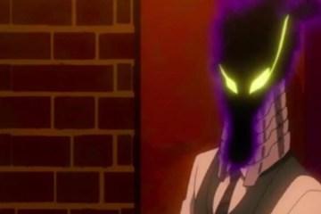 mu hero academia 255 identidad kurogiri aizawa presente mic