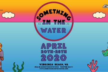 Pharrell anuncia a los artistas del festival Something In Water
