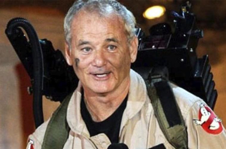 ghostbusters afterlife participacion confirmada bill murray