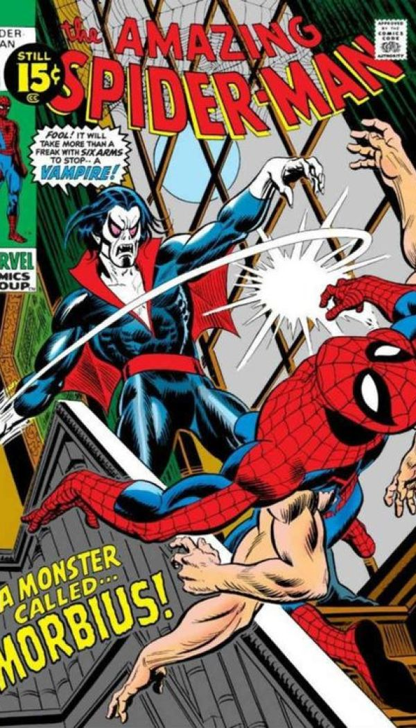 morbius trailer jared leto marvel spider man sony