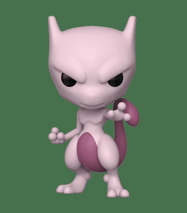 funko pop pokemon nuevas figuras mewtwo mr mime vulpix pichu