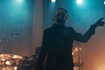 Slipknot tuvo un show privado en la BBC