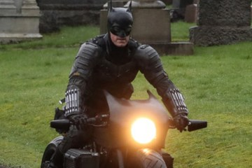 the batman caida video filtrado robert pattinson