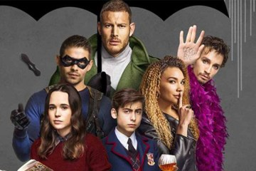 the umbrella academy segunda temporada posters