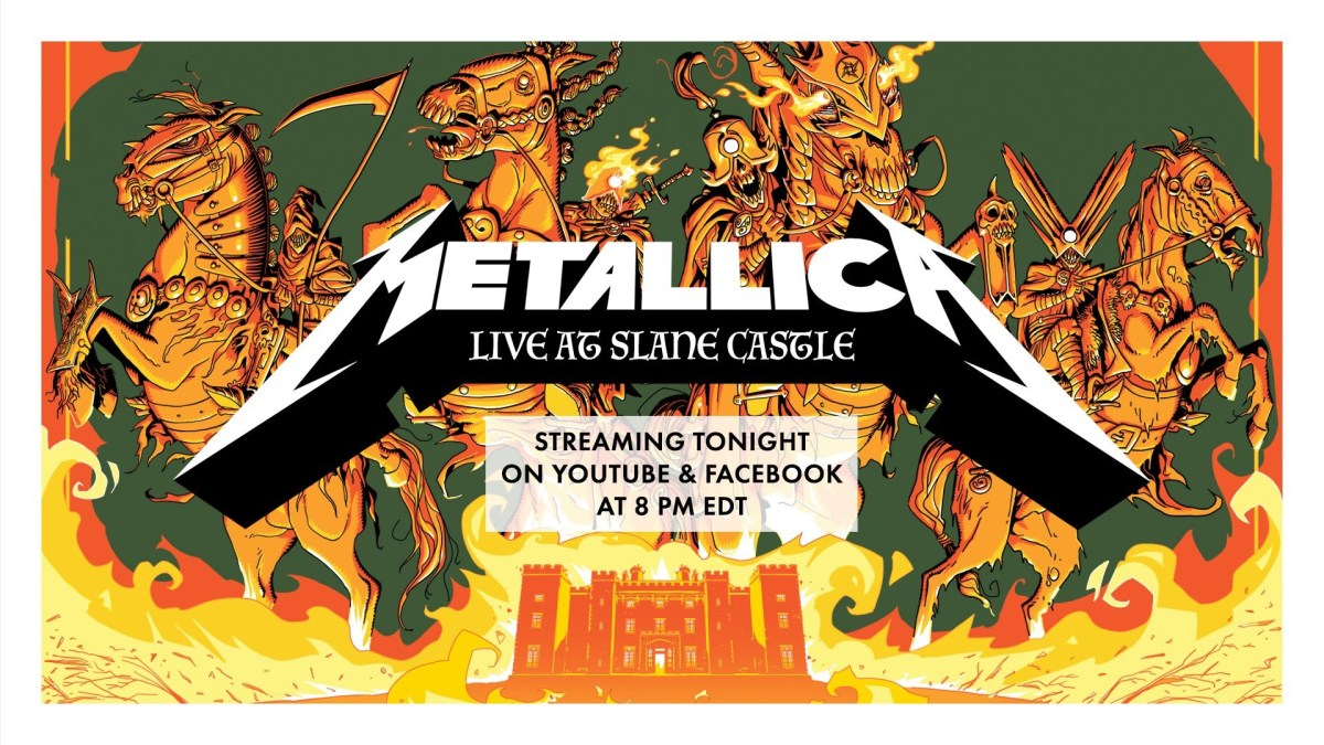 Metallica-conciertos-streaming-cuarentena