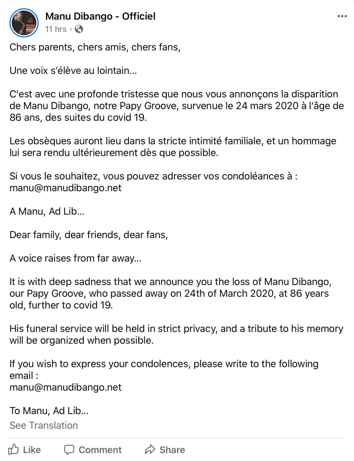 manu-dibango-comunicado-muerte