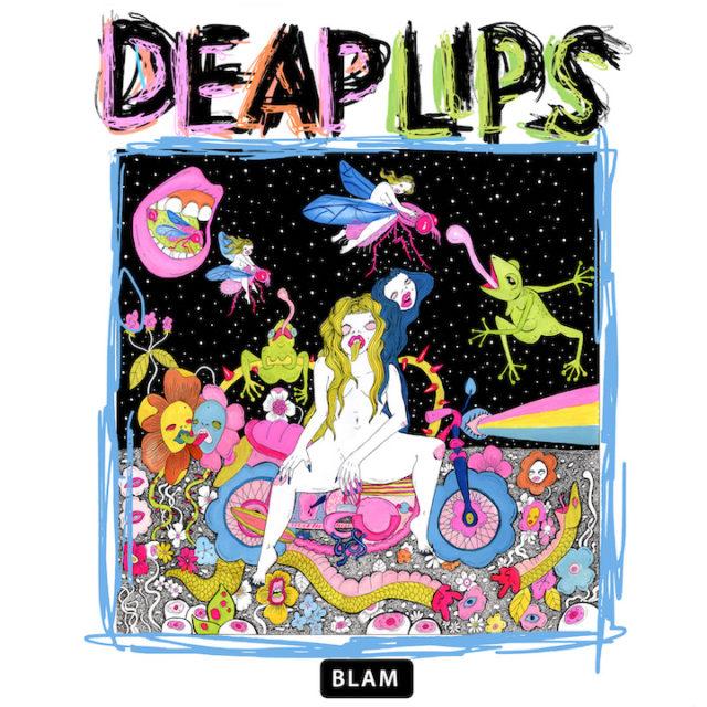 DEAP-LIPS-Album-cover