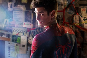 andrew garfield peter parker spiderman spiderverse marvel