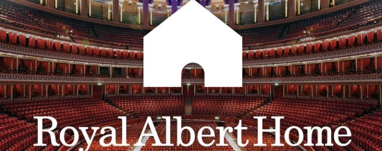 El legendario Royal Albert Hall cerró pero ahora tiene conciertos virtuales