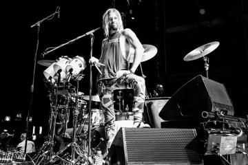 Aprende a tocar la batería con Taylor Hawkins (Foo Fighters)