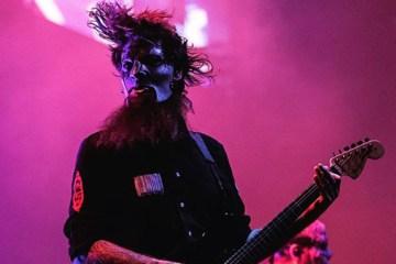 Jim Root de Slipknot podría lanzarse como solista