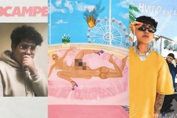 MÚSICA NUEVA: Escucha los álbumes de la semana #16 - Revista Marvin