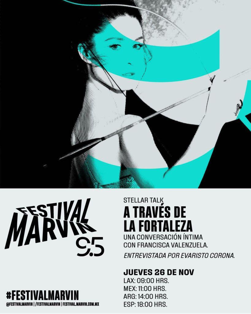 Francisca Valenzuela Festival Marvin 95