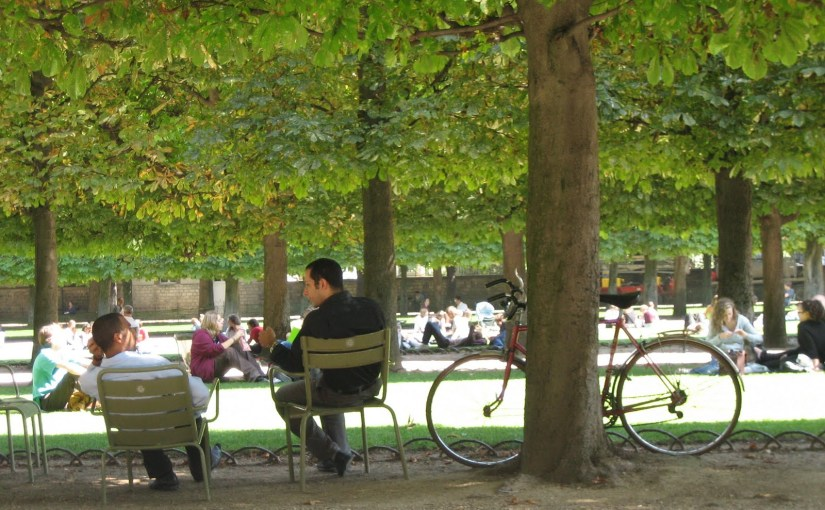 Jardin du Luxembourg at a Glance