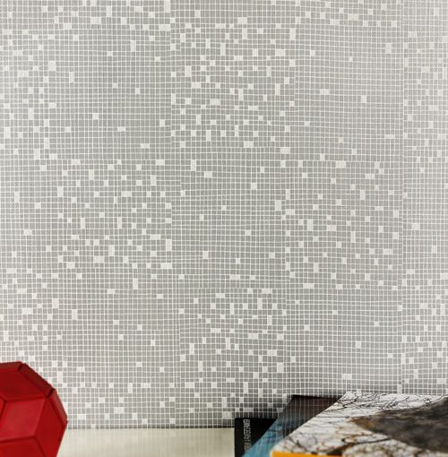 Make Walls Come Alive with Urban Metallic Wallpaper