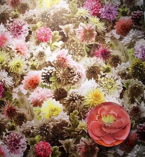 New Florals in Home Design