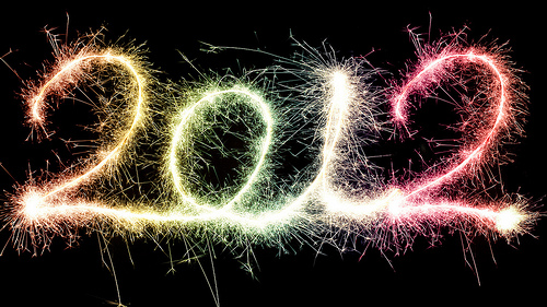 Wishing You a Happy New Year from Marvin Gardens!