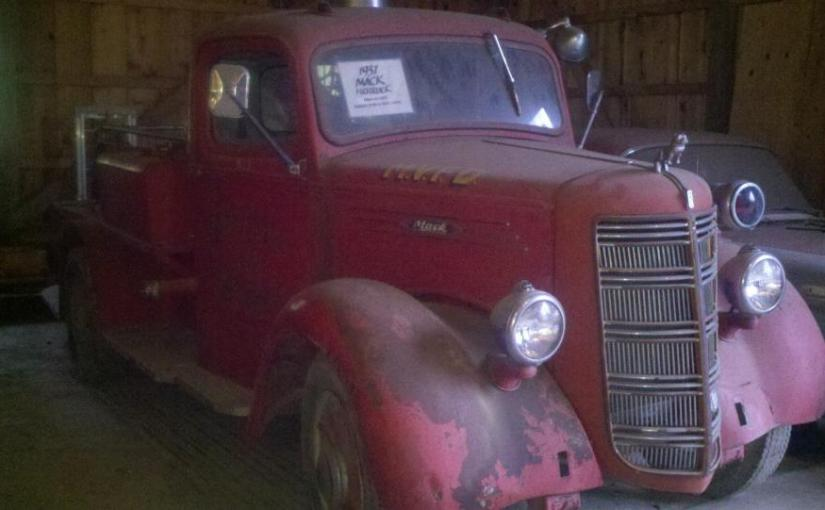 Antique Trucks To Suit Any Style