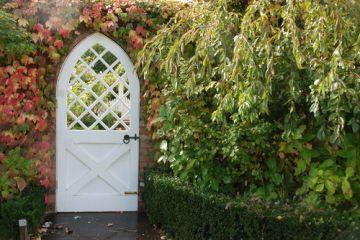 Why Add a Garden Gate?