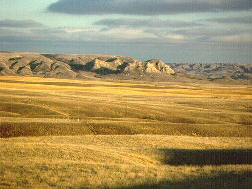 Interior Plains - The Physical Regions of North America