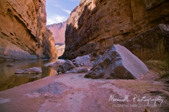 Santa Elena Canyon; Big Bend National Park