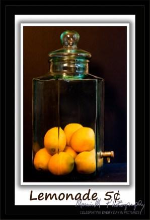 Lemonade 5¢-3