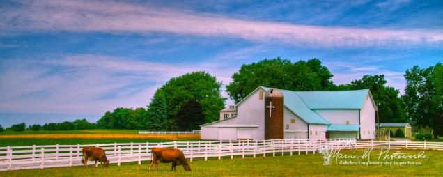 farm scene goshen indiana marvinm photoworks
