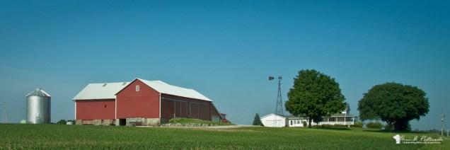 Wakarusa, Indiana; north and east....