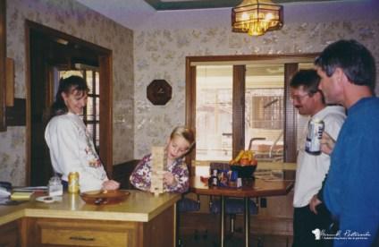 Debbie, Ernie, & Joe watching Jacob