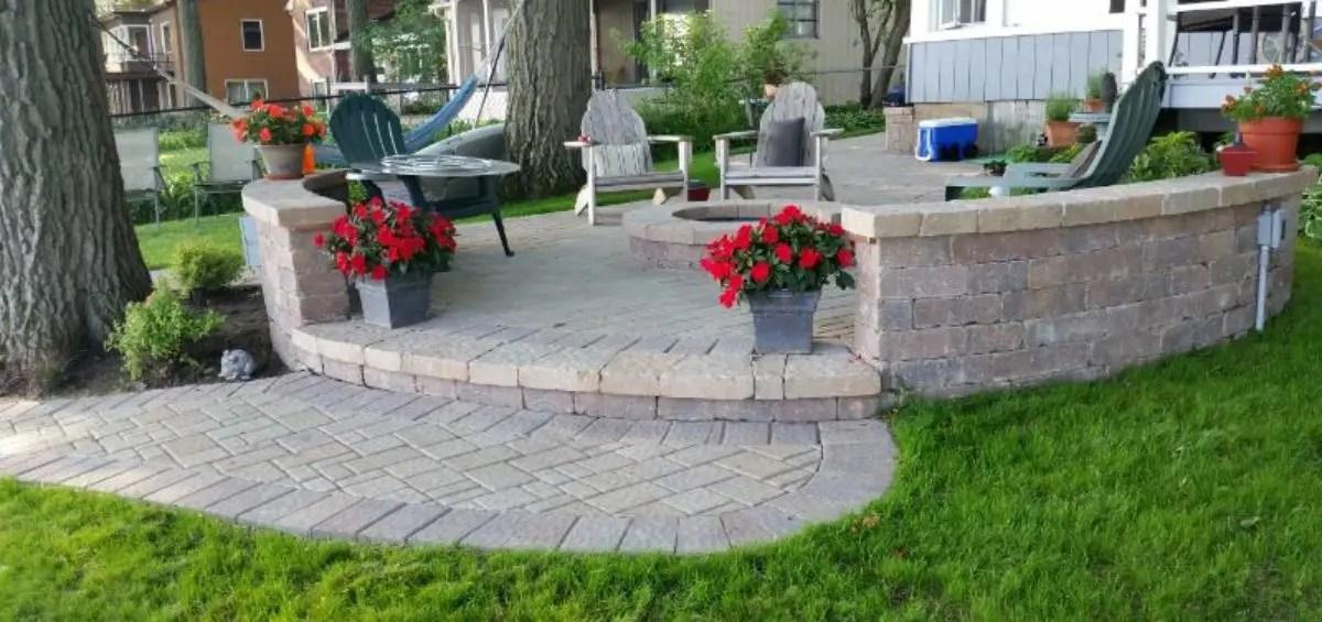 Brick Paver Patios - Create A Great Space | Marvin's Brick ... on Brick Paver Patio Designs  id=63190