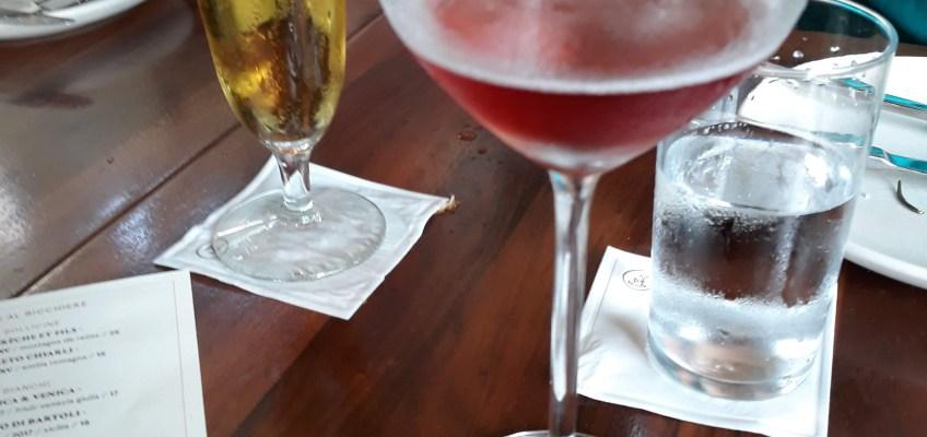 発砲性の赤ワイン、ランブルスコ。