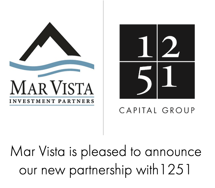 Mar Vista is pleased to announce our new partnership with 1251