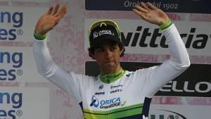 Mike Matthews finishes third in the Milan-San Remo 2015