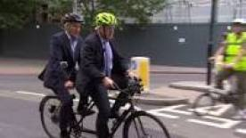 Dear God, who in their right mind would allow Boris to steer.